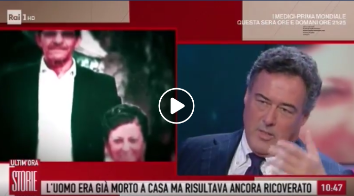 mlasanità caso vaccaro storie italiane rai 1